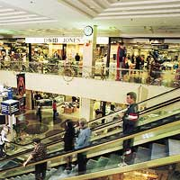 super regional shopping centres directory